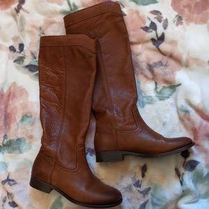 Frye Cara Roper Tall boots